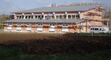 Neubau einer Mehrzweckhalle